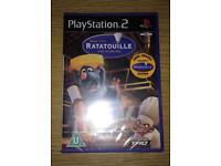 Disney's Ratatouille PS2 Game BNIB