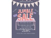 Ladies Event -Jumble Sale for Charity