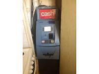 atm cash machine - 50 pounds