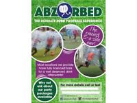 Zorb footballing business