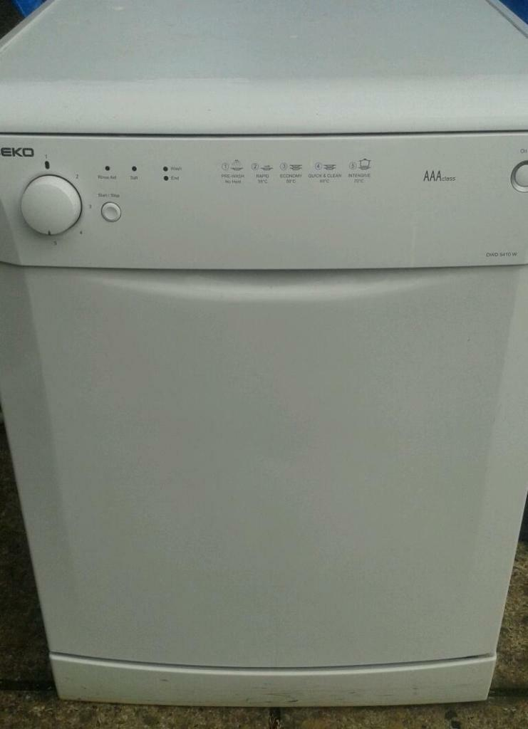 Table Top Dishwasher For Sale In Norwich : Beko dishwasher standard size in Norwich, Norfolk Gumtree