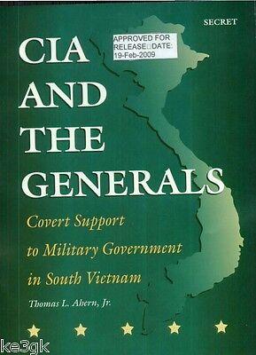 Cia Vietnam War History 6 Volumes Cdrom Pdf Includes Vietnam Era Pictures