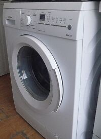 Siemens Bosch 8/kg 1400 spin washing machine A energy rated