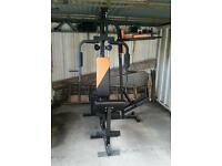 Multigym hardly used swap or sell or part ex read ad