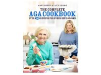 Marry berry & lucy young aga cook book