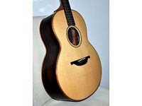 LOWDEN ACOUSTIC GUITAR F35 ROSEWOOD/SPRUCE 45mm NUT HISCOX CASE EXCELLENT CONDITION