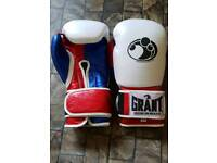 Grant velkaro boxing gloves 12/oz