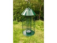 LARGE OUTDOOR BIRD FEEDER - BRAND NEW IN BOX - RRP £29.99p - Nuts Feeding Garden Home