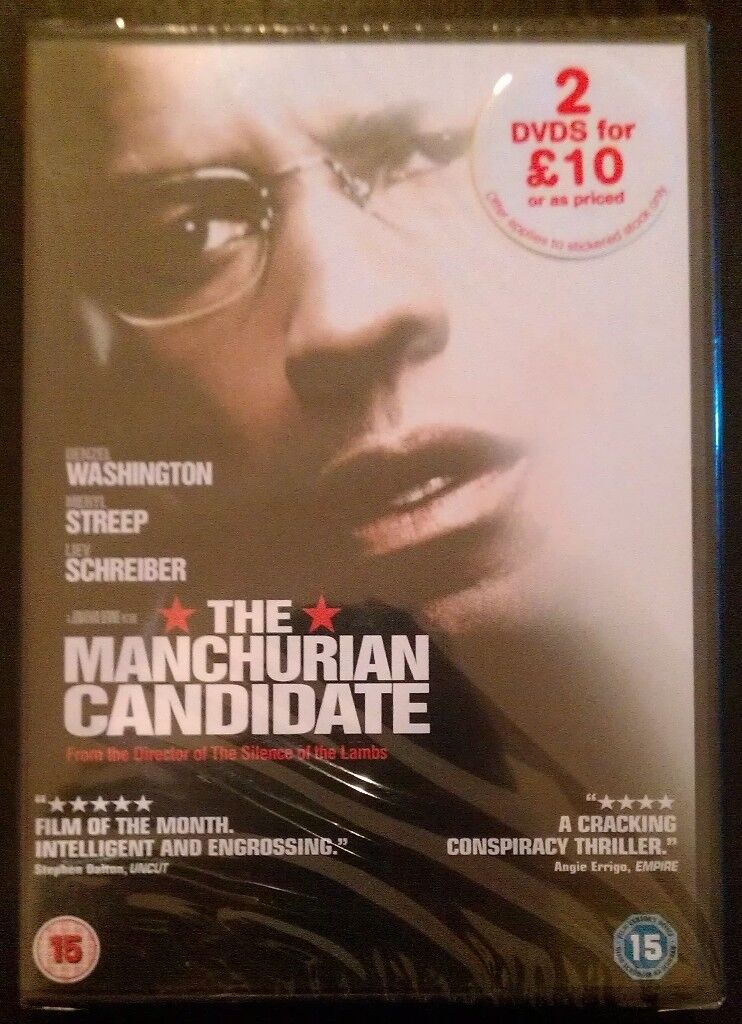 the manchurian candidate 2004 full movie