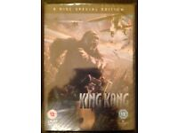 New DVD: 'King Kong' (2005)