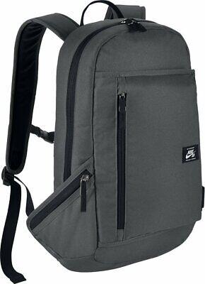 Nike SB Skateboard Shelter Backpack BA5222-021 Dark Grey Black
