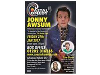 Coastal Comedy - Jonny Awsum
