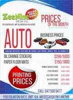 design printing signs