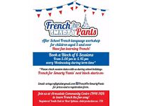 After school French classes for primary age children in Armadale (West Lothian)