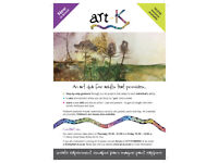 art-K Stoke Park, Bristol - art club OPEN DAY