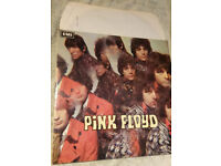 PINK FLOYD, THE PIPER AT THE GATES OF DAWN UK 1967 COLUMBIA MONO LP.