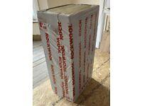 1 x Rockwool RW3 75mm Thermal Acoustic Sound Insulation Slab 4.32sqm