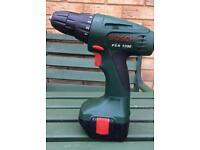 Bosch PSR 1200 Cordless Screwdriver Drill