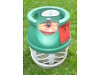 light weight gas bottle for caravan or heater ideal spare