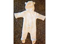 Ted Baker babies sleep suit