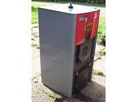 Solid fuel boiler, Rojek 25kw