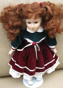 Porcelain Dolls x 6 ( Great for Christmas!) London Ontario image 4