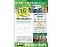 Rubbish removal/clearance
