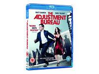 The Adjustment Bureau on Blu-ray