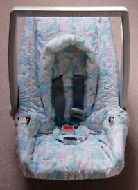Kangol Carrytot Baby Carrier Car Seat