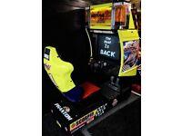 Arcade Machine Daytona usa 2 battle on the edge