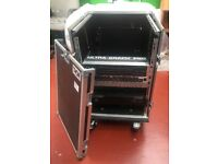 Flightcases and 15U Live Rack - massive clearout, perfect for live Bands and DJ