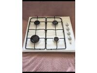 White Gas Hob £30
