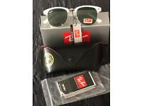 RayBan Clubmaster sunglasses *