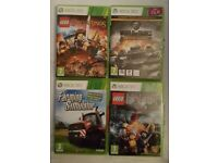 XBox 360 Games Individually priced