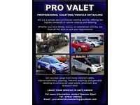Pro Valet - Professional Vehicle Valeting/Detailing