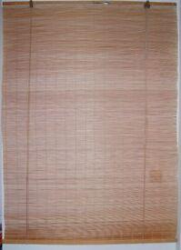 ikea roller roll-up BAMBOO BLIND window L181 cm x W120 cm