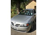 Great and reliable little Almera, absolute bargain for the price.