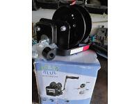 Boat /Trailer Winch 1200Lbs Capacity Auto brake Marine