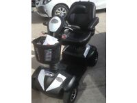 Lovely as new 2018 road registered drive Envoy Mobility Scooter - White - genuine reason for sale