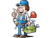 Handyman & carpentary services, maintenance, decorating , cleaning, gardening, fencing, slabing