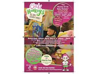 Cheeki Monkeys Baby Market, Solihull