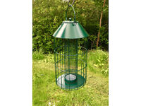 LARGE OUTDOOR BIRD FEEDER - BRAND NEW IN BOX - RRP £29.99p - Nuts Feeding Garden Pets Gardening Home