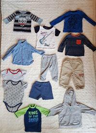 9 to 12 months - Boys Clothes - Bundle!