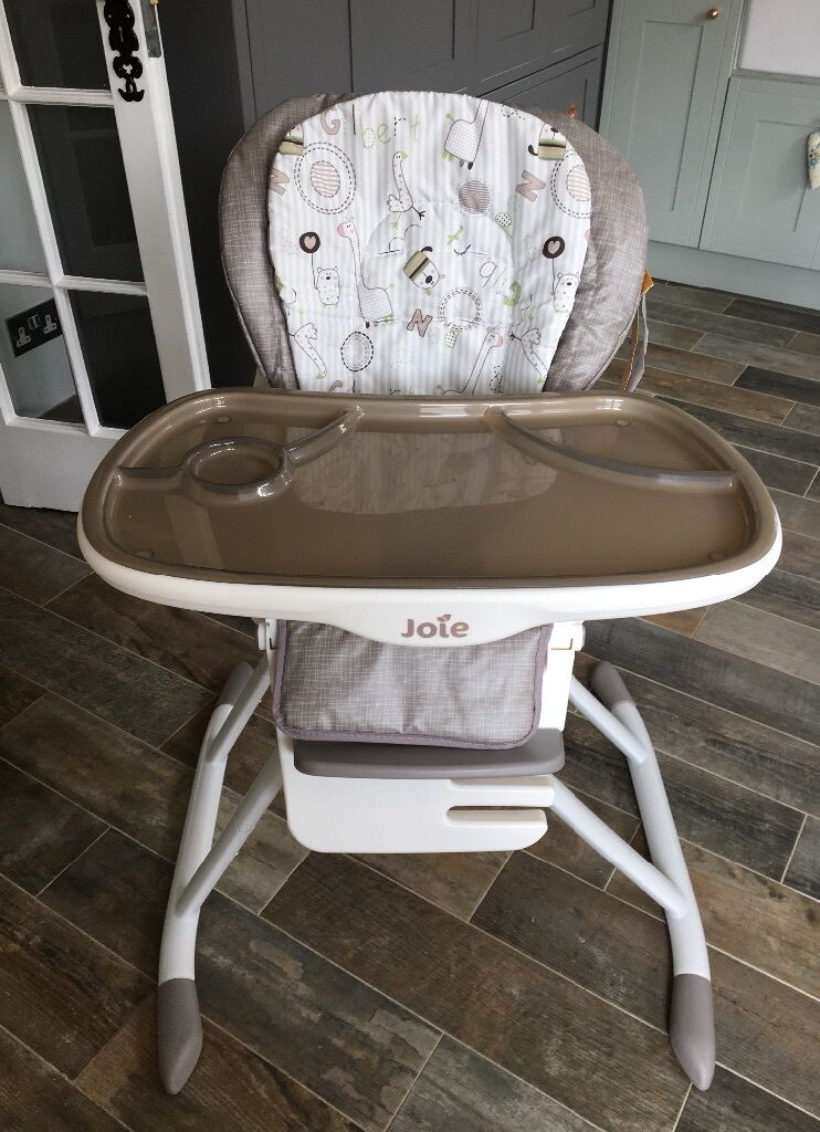 Joie Mimzy 360 High Chair In Harrogate North Yorkshire
