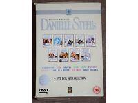 Danielle Steel Collection (DVD, 9 Disc Set, Box Set)