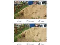 Free Sharp sand