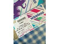 Wireless Festival Saturday Ticket 2017