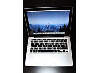 Macbook Pro 13-inch, Mid 2012 A1278/ i5 2.5GHz/ 4GB RAM/ 320 GB HDD