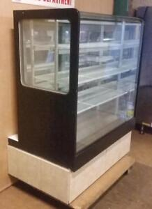 Refrigerated Pastry Case - QBD - Display Show Case