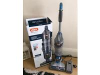 Vax air solo cordless, year old.